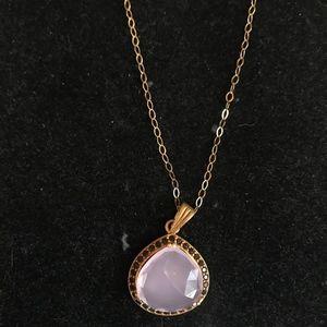 Coralia 925 pendant necklace
